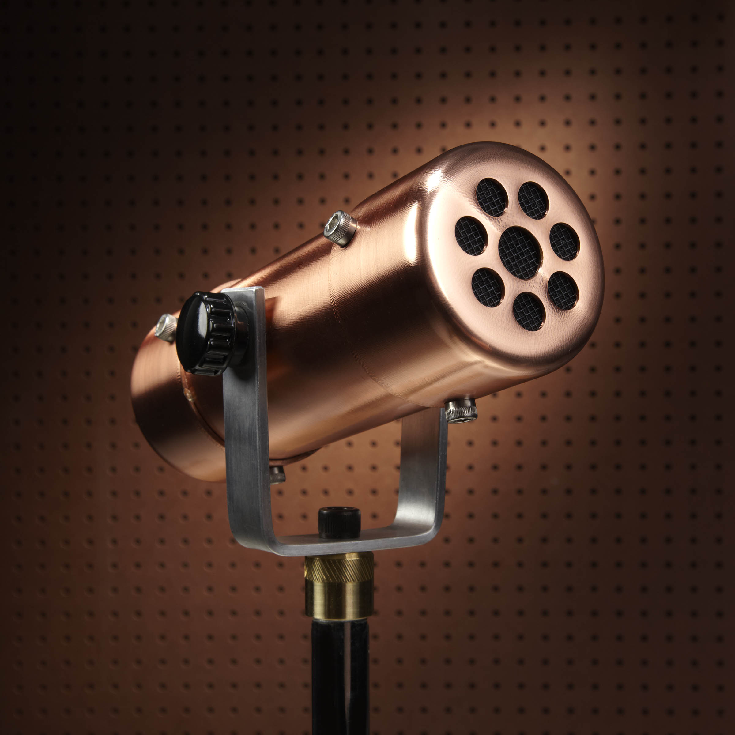 Placid Audio Copperphone Limited-bandwidth Microphone